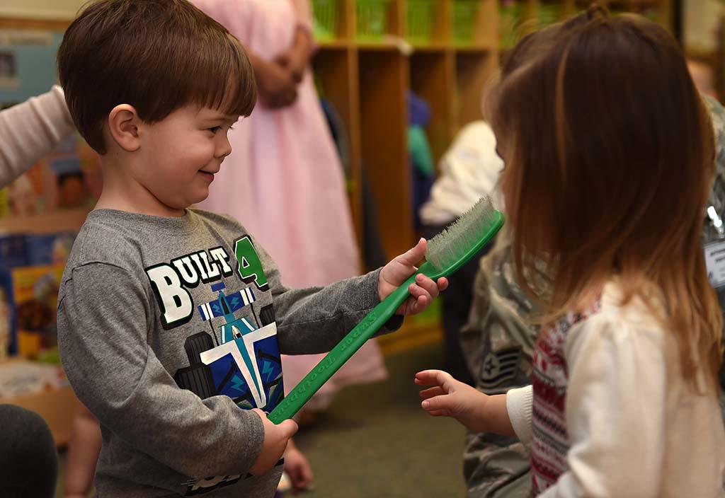 improve kids dental health