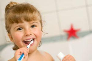 kids oral health