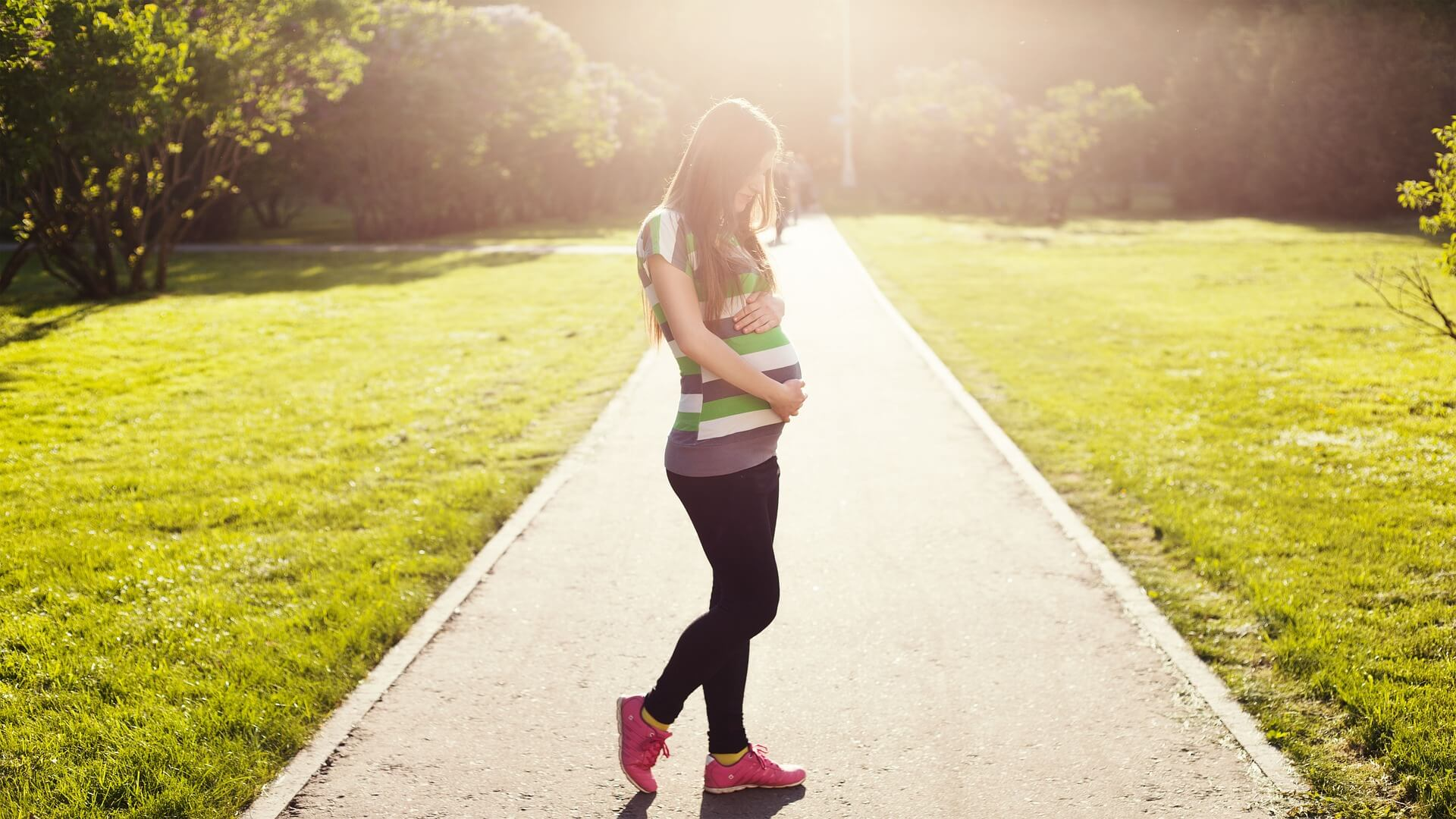 Losing Weight While Pregnant