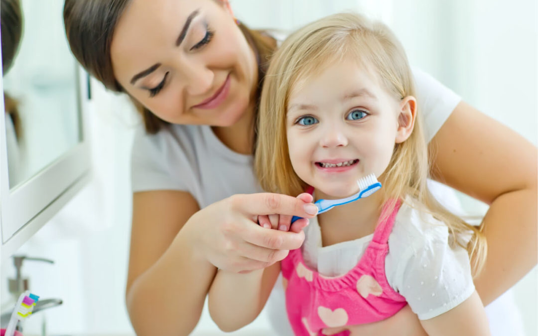 The importance of infant oral health care