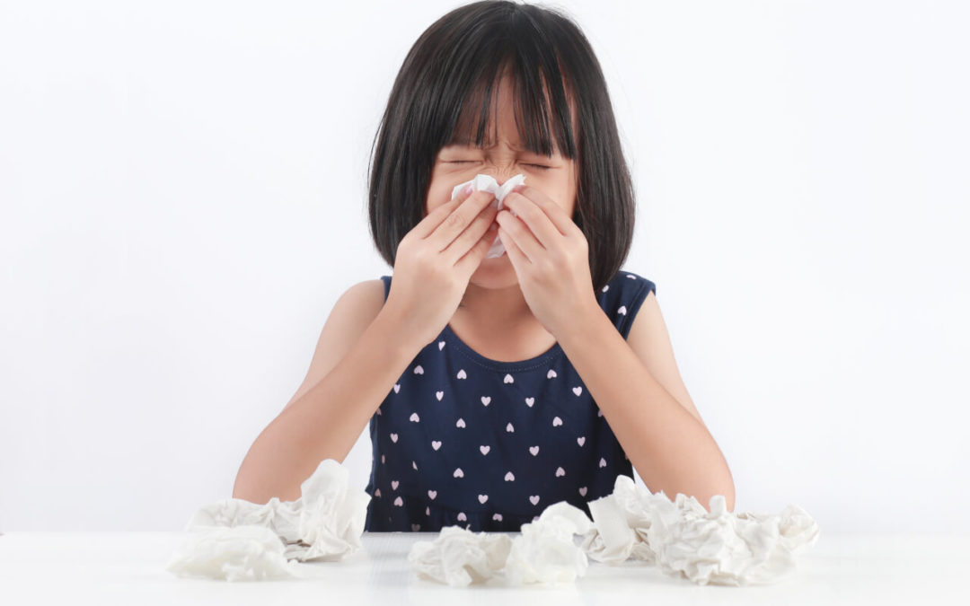 Allergy Nasal Spray For Kids