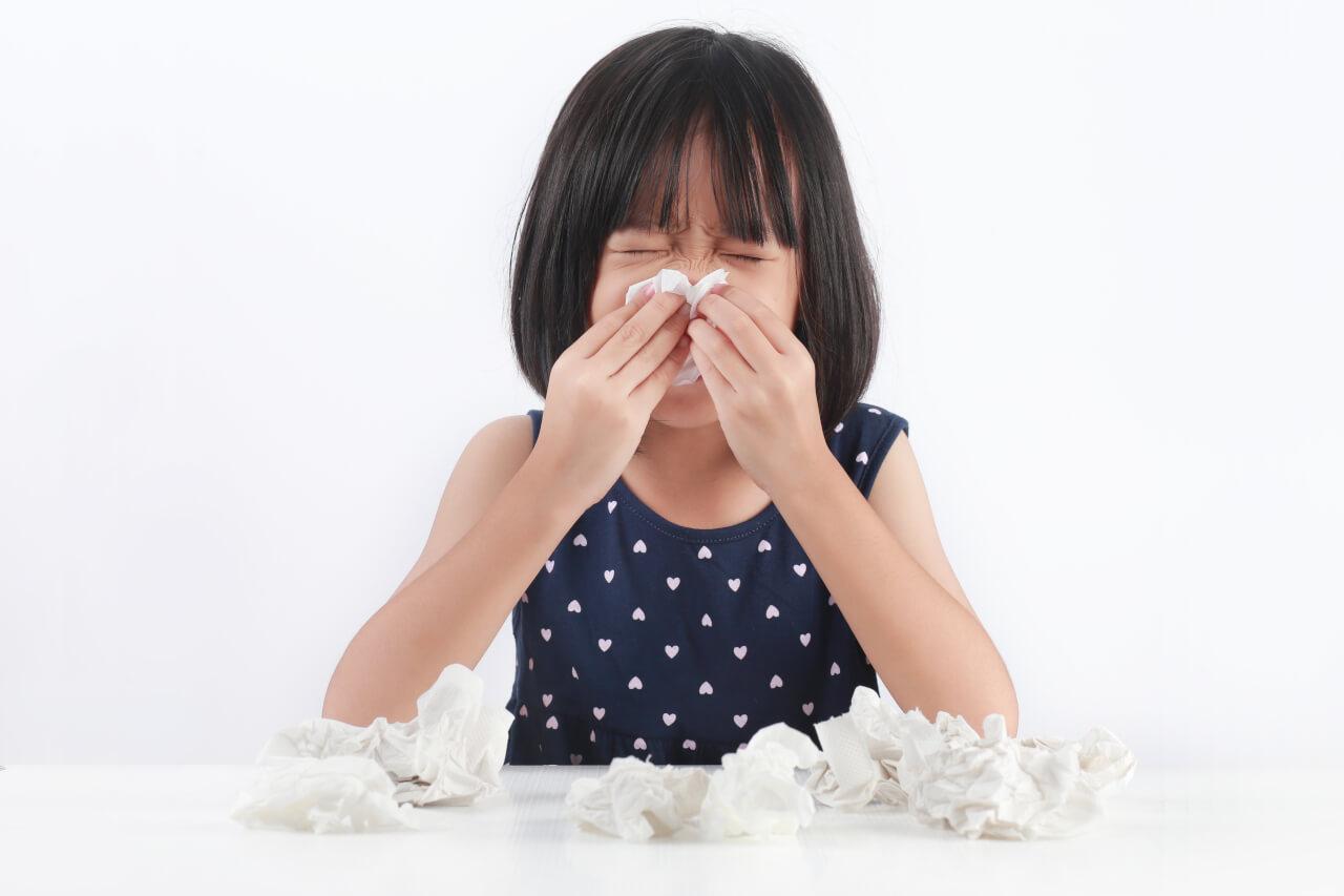 allergy nasal spray for kids