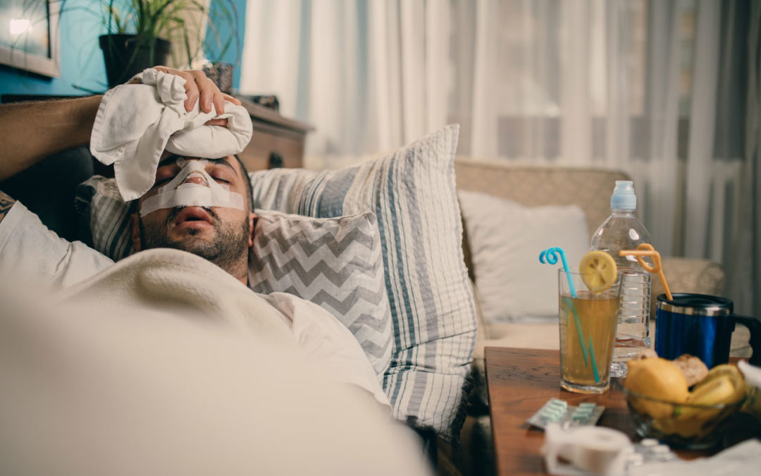 Causes And Relief Tips For Nighttime Nasal Congestion