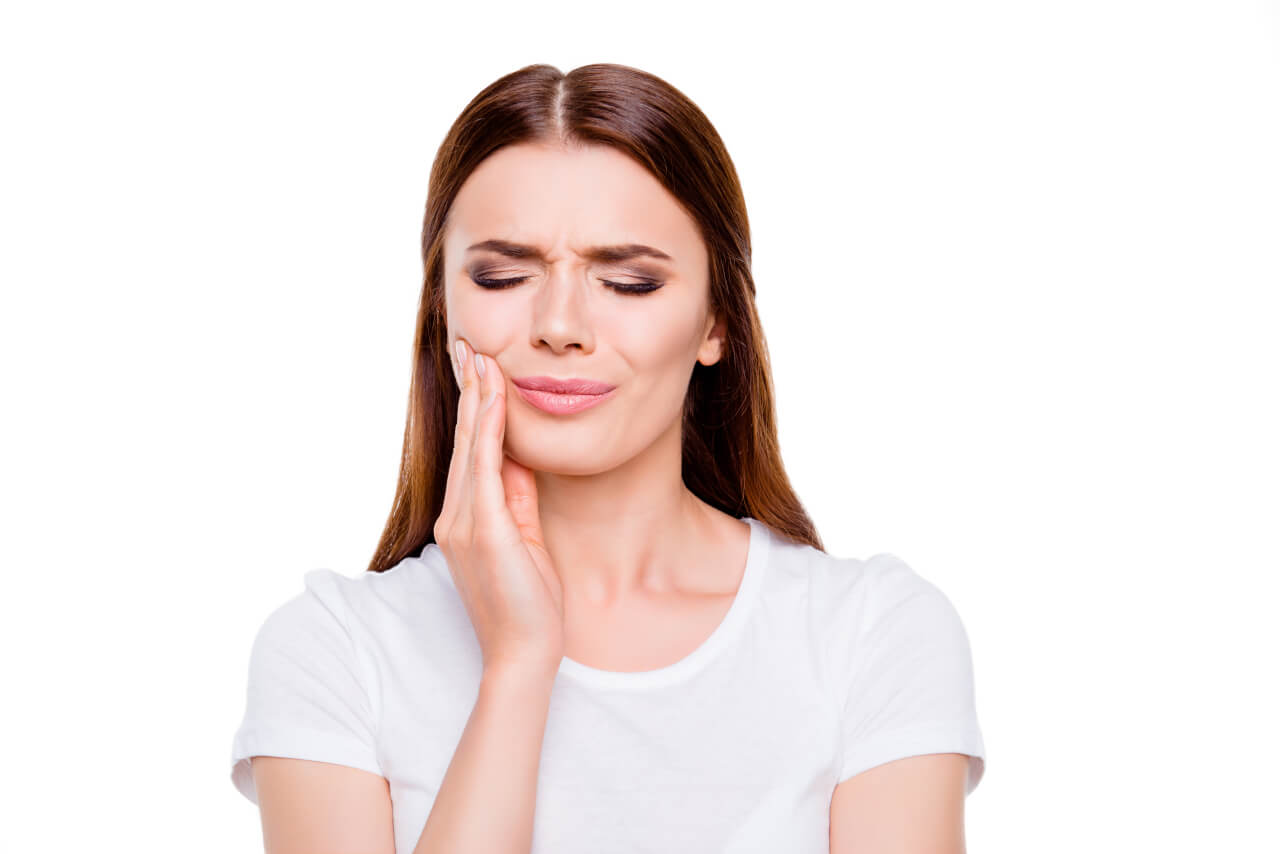 tooth extraction swelling