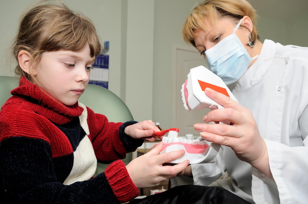 Promoting Oral Health Education As Early As Possible