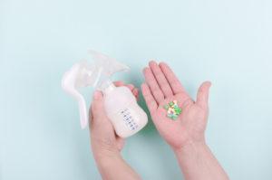 taking ibuprofen while breastfeeding