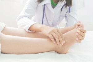 Pain In Feet Treatment