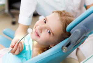 kid dental patient