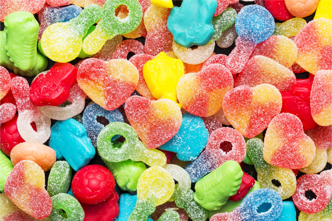 no sugar free snacks