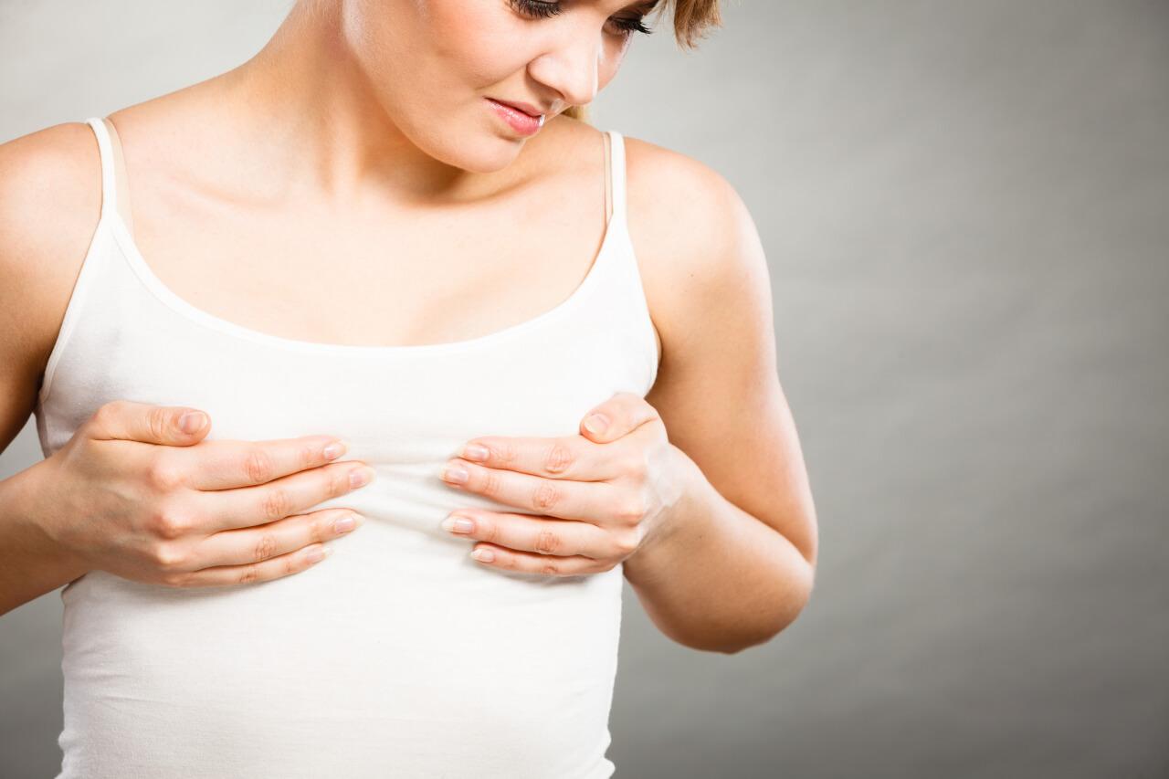 Hard Lump In Breast While Breastfeeding