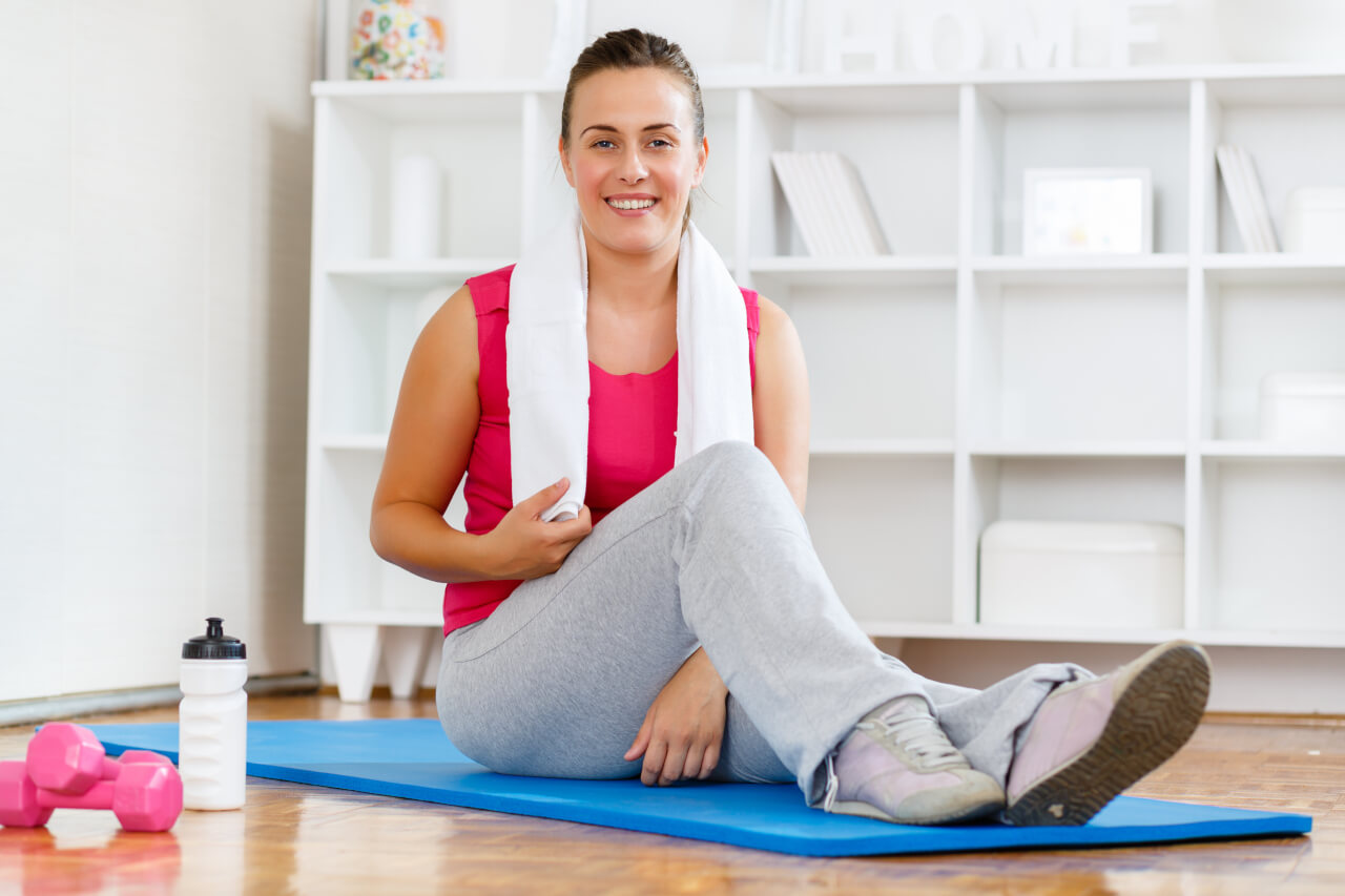 Post Pregnancy Exercise