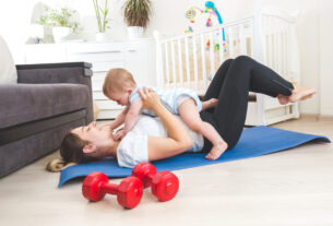 Do Crunches Burn Belly Fat 5 Mistakes New Moms Do After Pregnancy